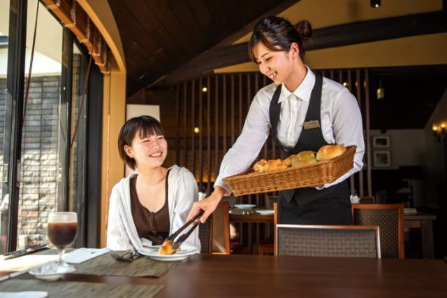 ベーカリーレストラン サンマルク 新百合ヶ丘エルミロード店の画像・写真